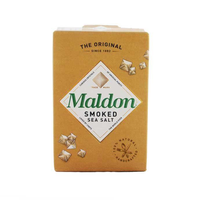MALDON SMOKED SEA SALT 125gr